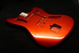 Candy Apple Red Fender Jazzmaster