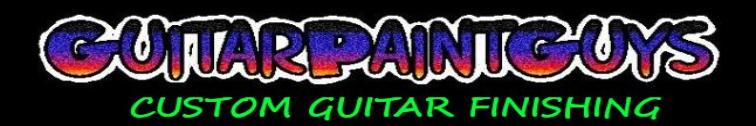 GuitarPaintGuys Guitar and Bass Finishing Service