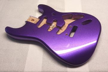 Kandy Grape Jelly Fender Strat