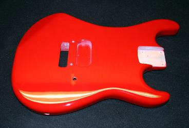 Kosmos Red Guitar