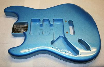 Lake Placid Blue Metallic