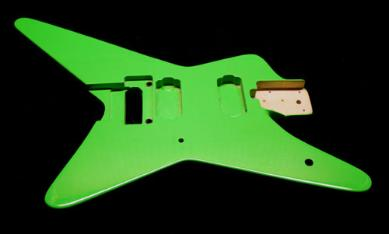 Speed Green Charvel